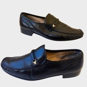 Church's Black Calf Leather Loafers Italy